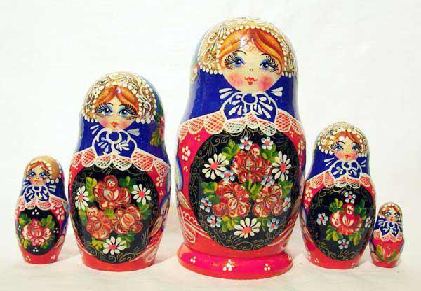 Русская народная игрушка своими руками
