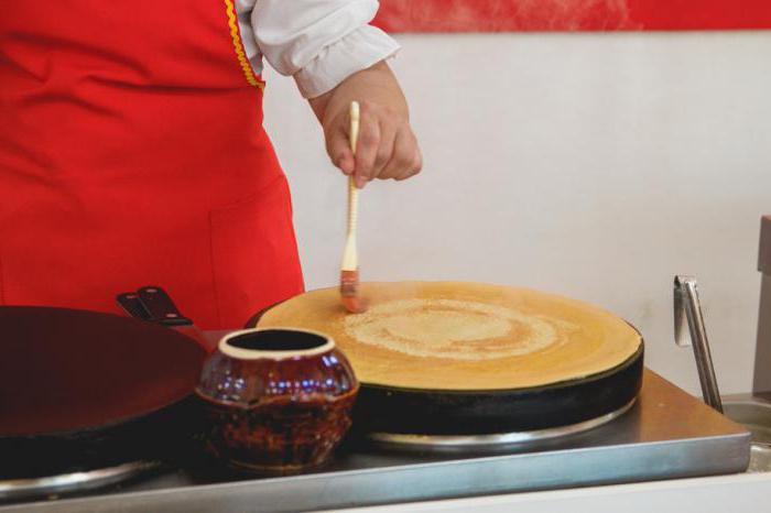 как приготовить сибирские блины