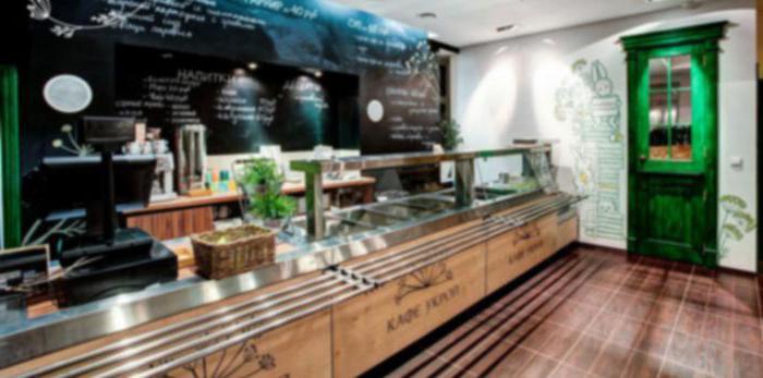 Кафе здорового питания санкт-петербурге