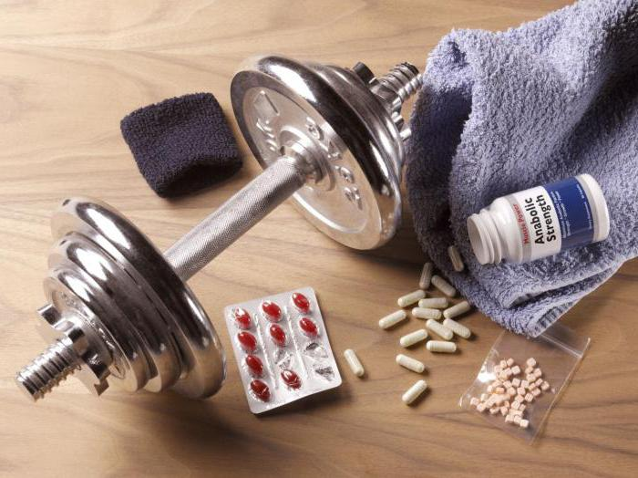 the use of anabolic steroids for enhancing athletic performance
