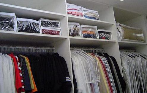 запах в шкафу от сырости с одеждой как избавиться
