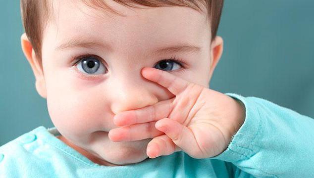 детские лекарства от простуды