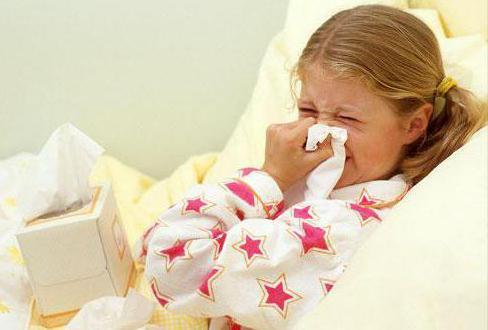 детские лекарства от простуды от 3 месяцев