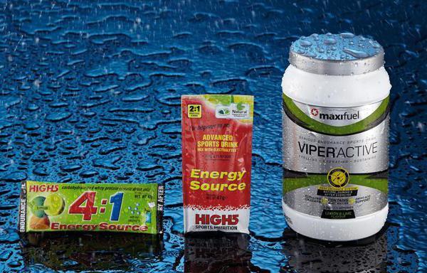 витамины в спортивном магазине