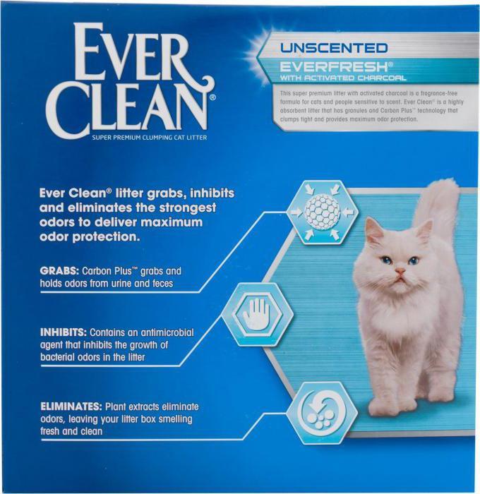 ever clean наполнитель