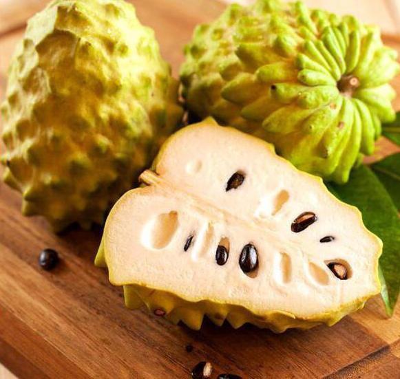 нойна фрукт полезные свойства