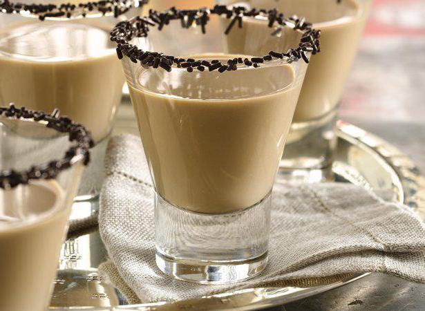 ликер молочно шоколадный