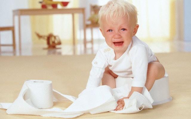 проблемы с пищеварением у ребенка