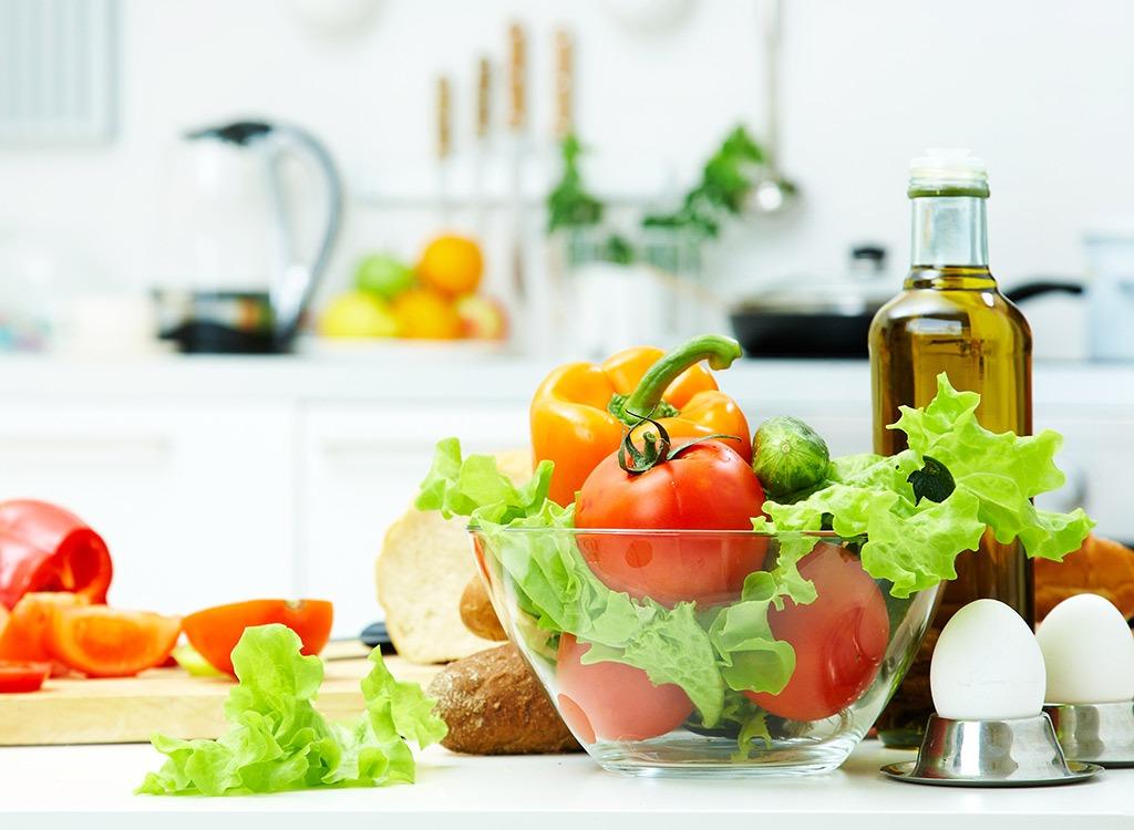 низкокалорийная диета 1200 ккал