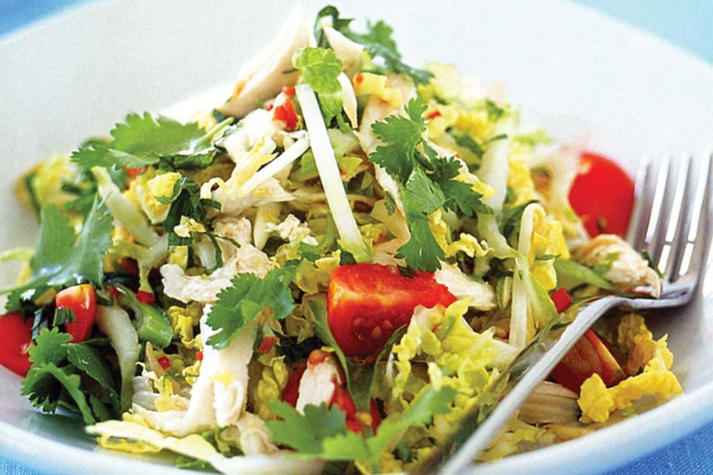 Beijing cabbage salad recipes