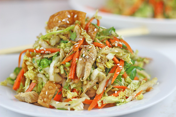 recipes with chinese cabbage with photos