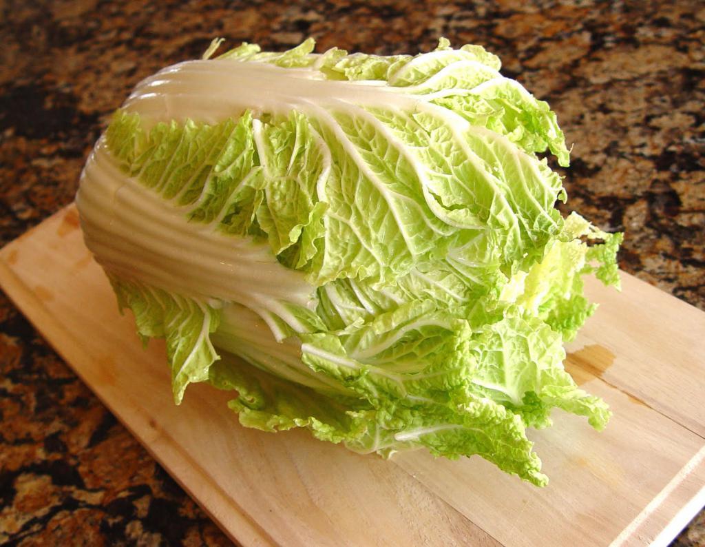 Beijing cabbage salad delicious recipe