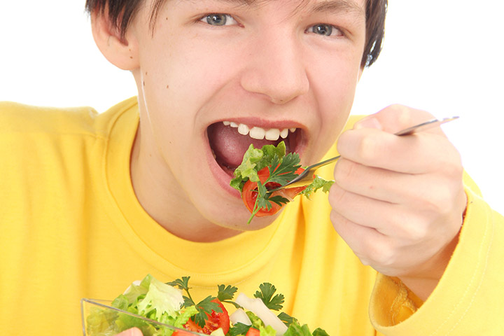 best diets for teens