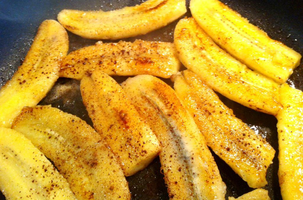 вареный банан фото этом году