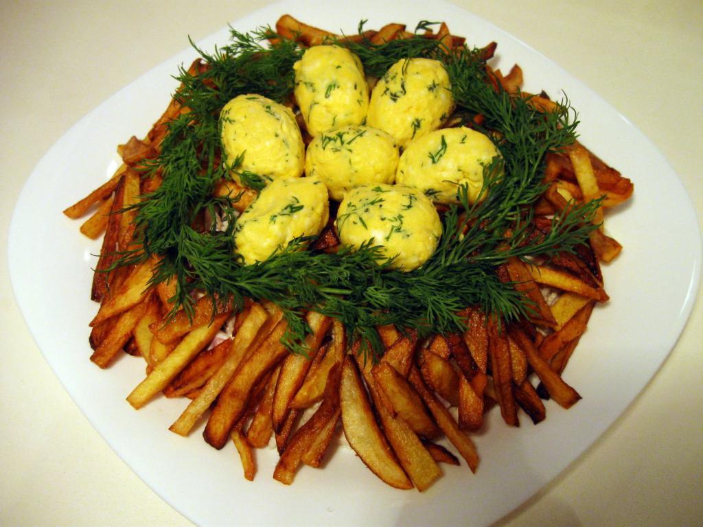салат осиное гнездо рецепт с фото правило
