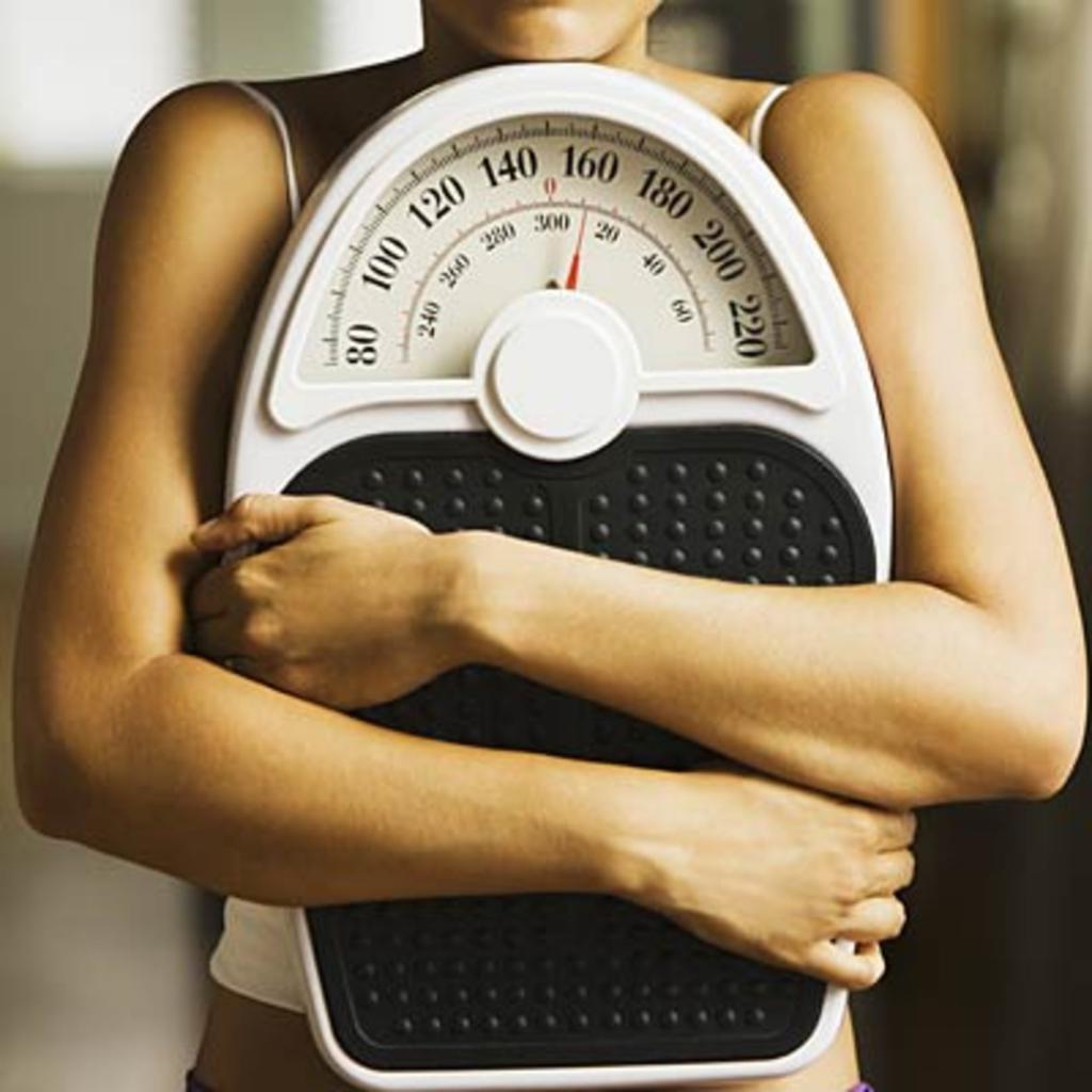 как сбросить вес ничего не делая