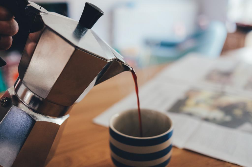 coffee contraindications