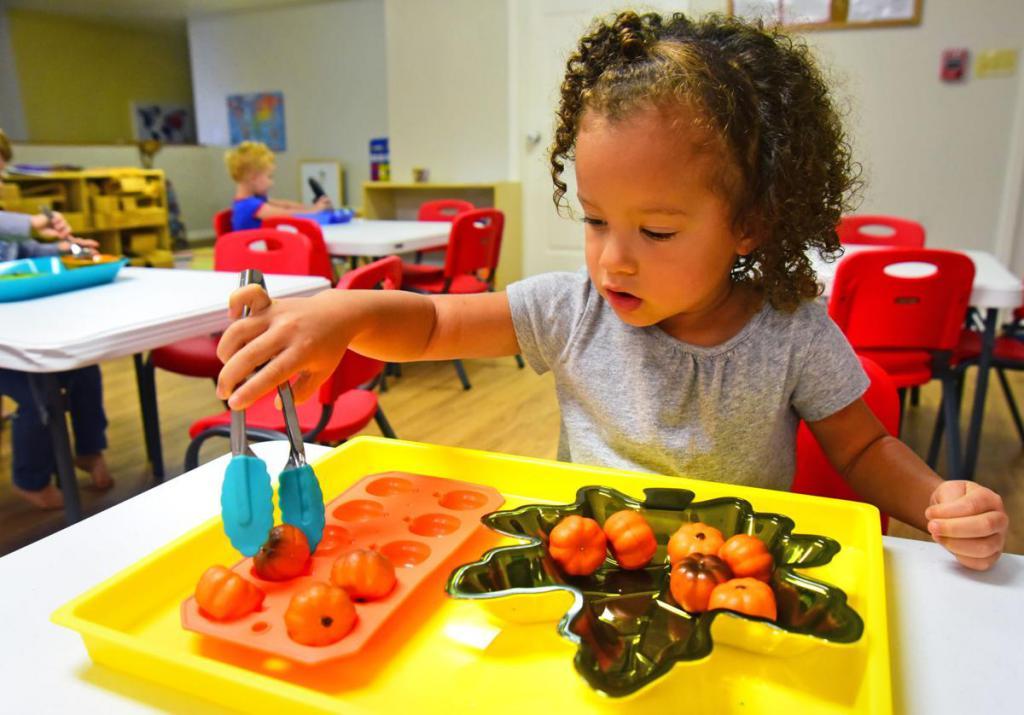 Montessori technique for children 1 3