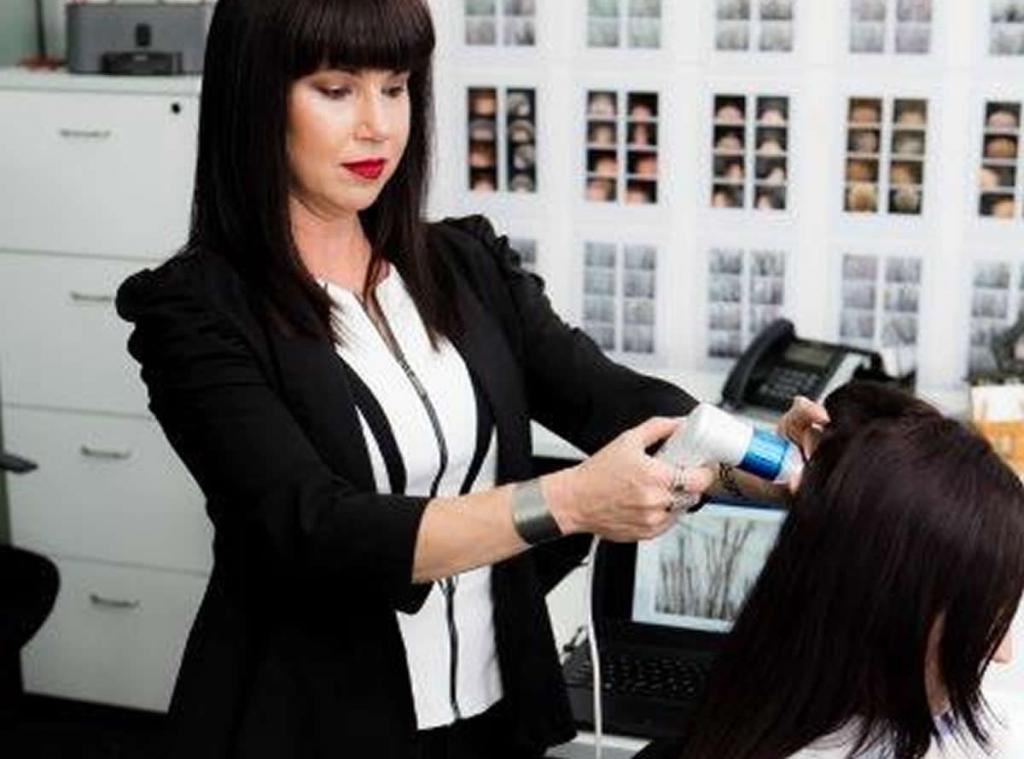 трихолог лечение выпадения волос