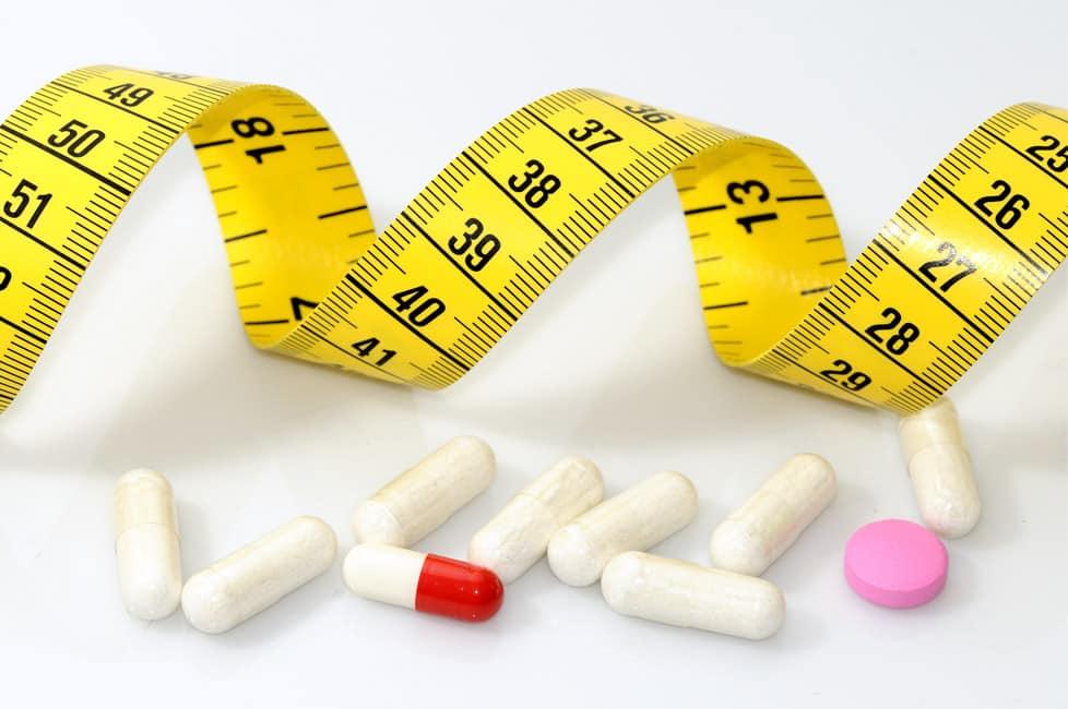 Похудение лекарства бад