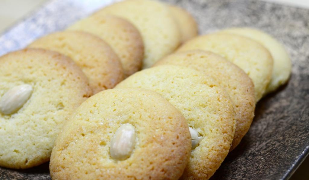 рецепт песочного печенья на маргарине без яиц