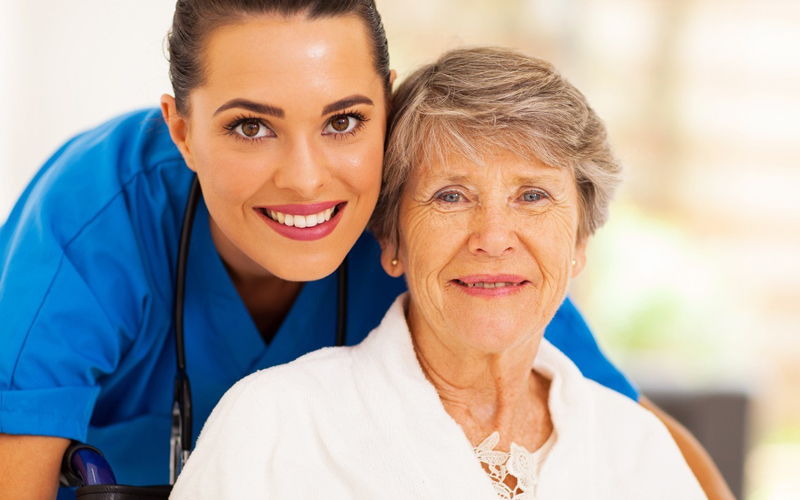 rational nutrition of the elderly and senile age