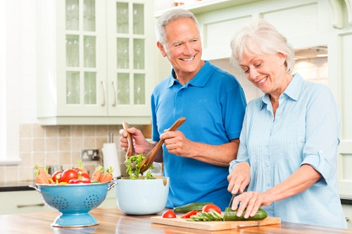 особенности питания в пожилом возрасте