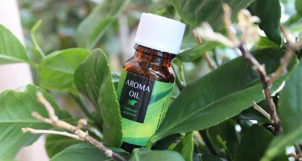 масло чайного дерева от герпеса
