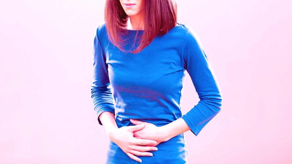 Боль в мочевом пузыре у женщин – причины, симптомы, лечение