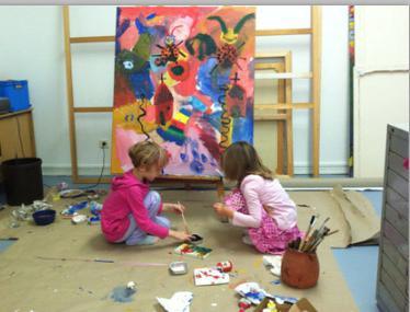 Как учить ребенка рисовать 5 лет