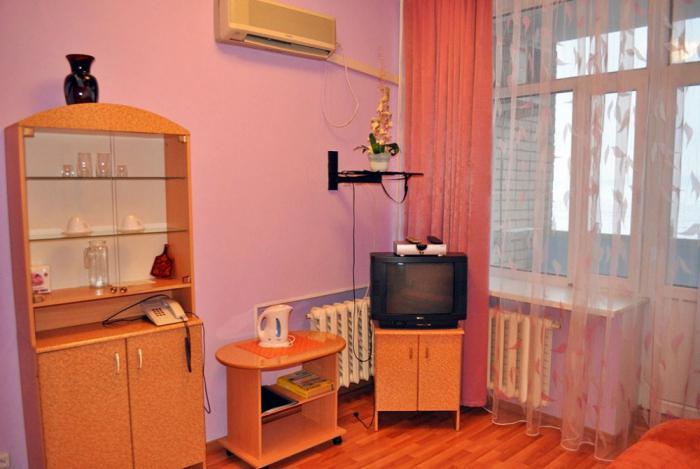 санаторий-профилакторий Надежда Тольятти