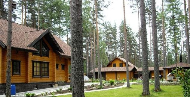 коттеджный поселок Белое озеро