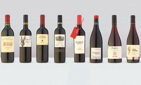шираз вино юар