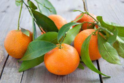 мандарин чем полезен