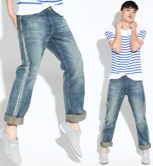 Размер джинс 27