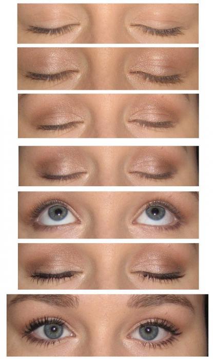 Масткр-класс по макияжу глаз