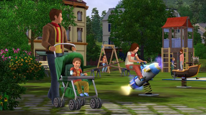 Sims 3 все возрасты секс