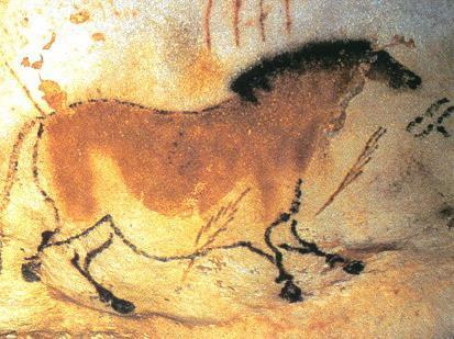 рисунки в пещерах древних людей