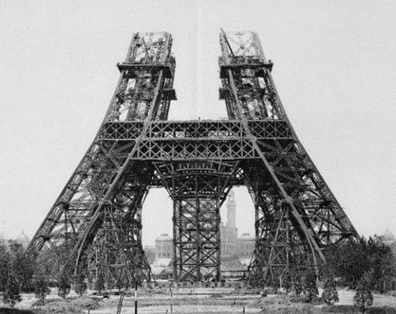 эйфелева башня год