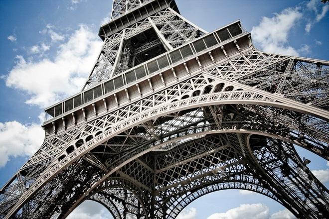описание эйфелевой башни