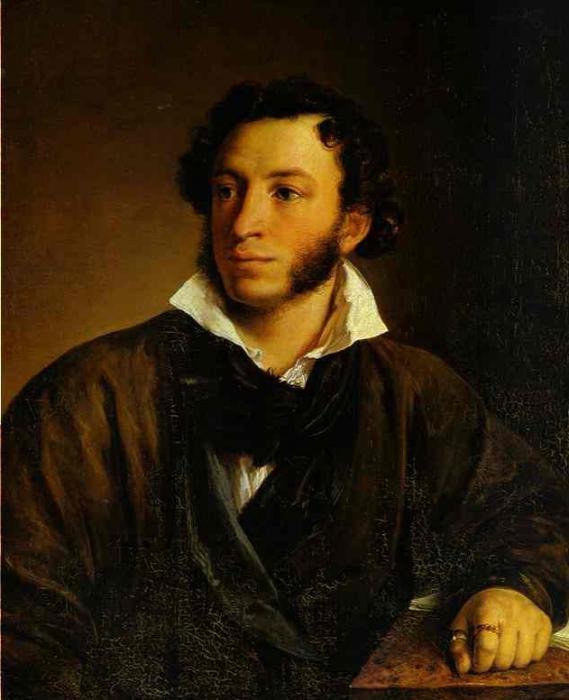 размер стихов пушкина