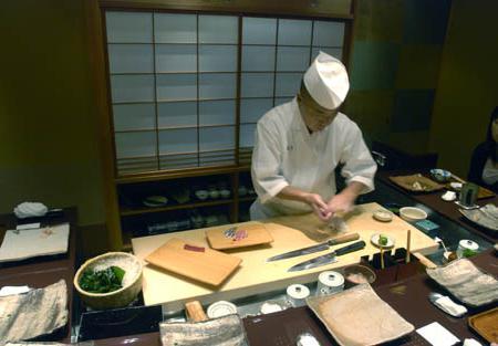 ингредиенты для роллов и суши