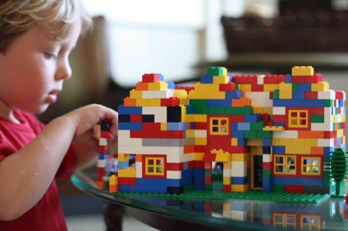Как сделать из Лего дом