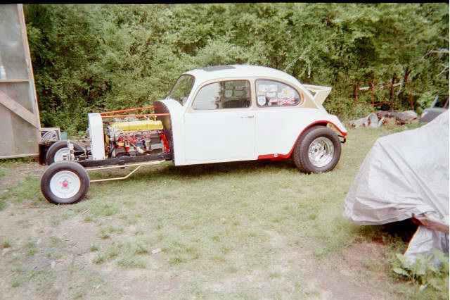 Самодельные легковые автомобили