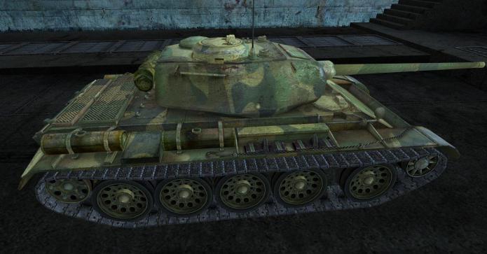 Т 44 Мир Танков