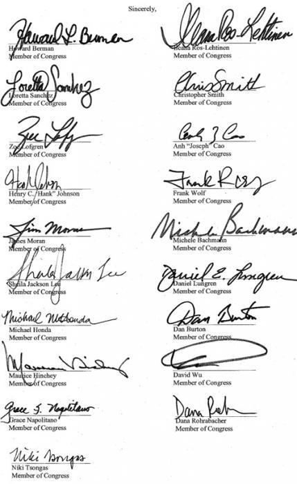 Красивая подпись, примеры