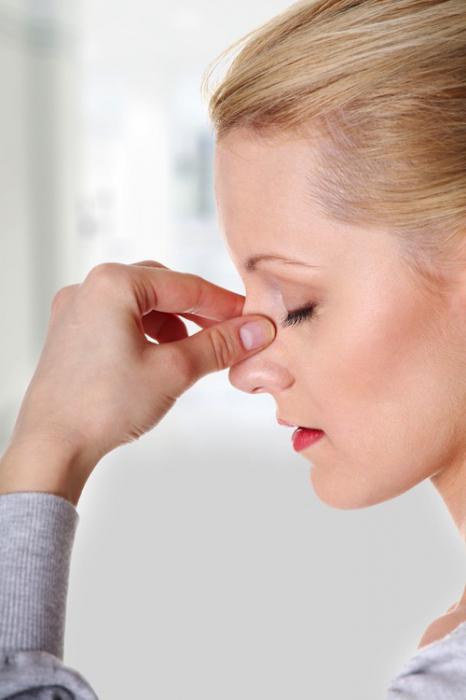 как вылечить синусит