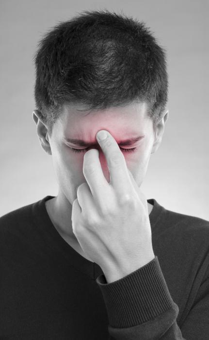 Синусит - лечение народными средствами