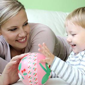 няня как познакомиться с ребенком чем заниматься