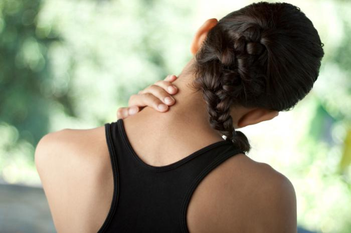 Упражнения для шейно воротниковой зоны от остеохондроза